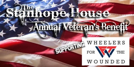 Rockin' 4 Vets Veteran's Benefit at The Stanhope House tickets