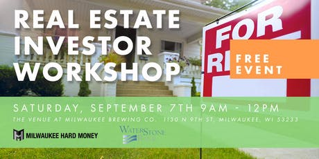Real Estate Investor Workshop tickets