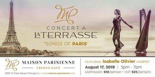 SONGS OF PARIS Concert