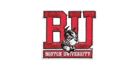 Boston University Information Session tickets
