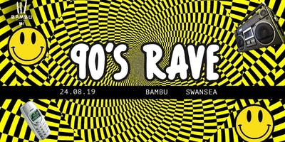 90s Rave   Swansea