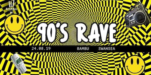 90s Rave | Swansea