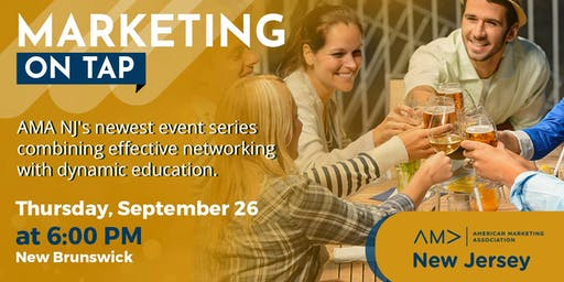 Marketing On Tap - Networking & Education Event