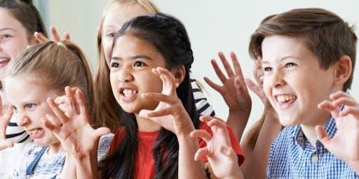 Kilcock Bilingual  Drama Workshop Gaeilge & Béarla Ages 10-12 1pm-2pm