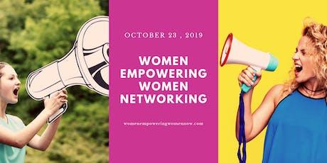 Women Empowering Women Networking October 2019 tickets