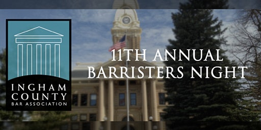 11th Annual Barristers Night