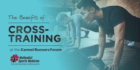 Benefits to Cross Training tickets