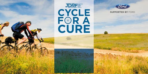 JDRF Cycle for a Cure 2020: Supported by Ford