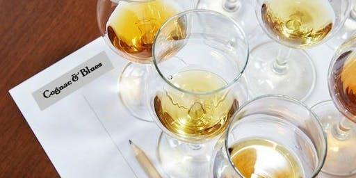 Cognac & Blues Tasting with Matthew Skoller