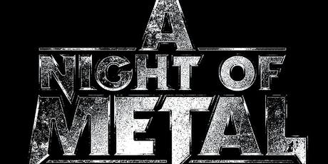 A Night of Metal wsg PHKRS tickets