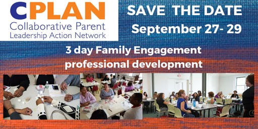 3 Day Family Engagement Professional Development
