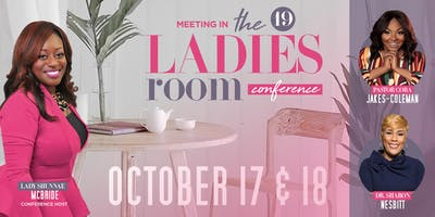 Meeting in the Ladies Room Women's Conference