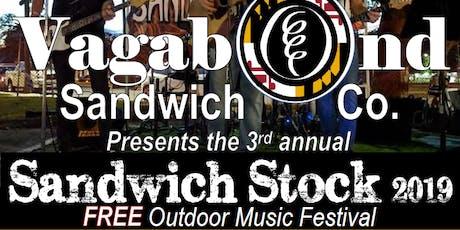 Sandwich Stock 2019 tickets