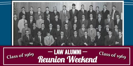 University of Montana, Law School Class of 1969 - 50 Year Reunion tickets