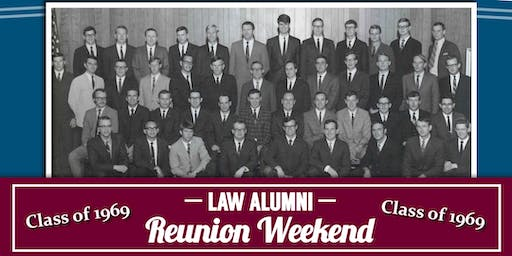 University of Montana, Law School Class of 1969 - 50 Year Reunion