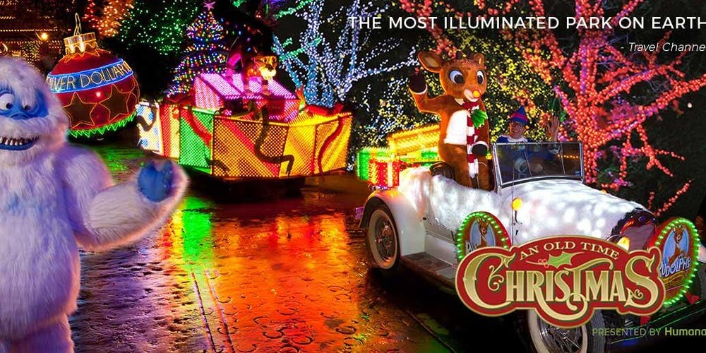 Branson Christmas Lights 2019.An Old Time Christmas Tickets Fri Dec 20 2019 At 7 00 Am
