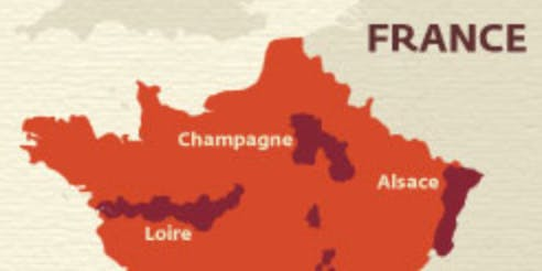 Wine Class - French Varietals and Wine Regions