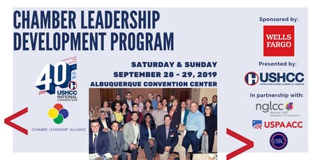Chamber Leadership Development Program at the USHCC National Convention tickets