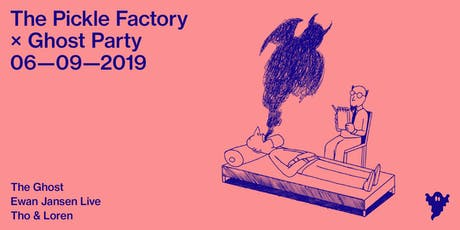 The Pickle Factory with The Ghost, Ewan Jansen Live, Tho & Loren tickets