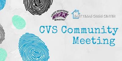 Crimes Victims Service Meeting