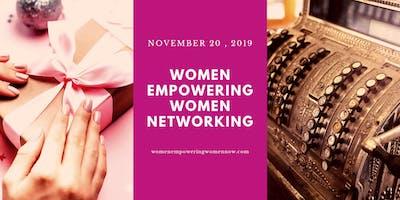 Women Empowering Women Networking November 2019