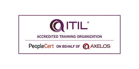 ITIL Foundation Course tickets