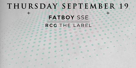 FatBoy SSE @ Holy Diver tickets
