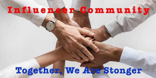 The Influencer Community - Together We Are Stronger Conference