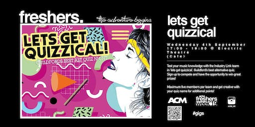 Let's Get Quizzical!