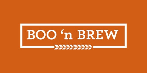 Boo 'N Brew: Presented by Growler Haus & Anderson Mall