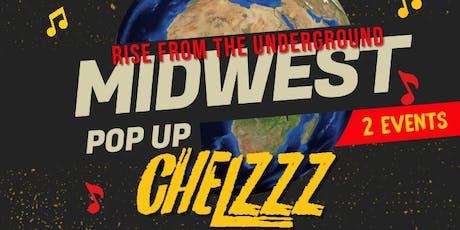 CHELZZZ Live @ Armageddon Beachparty tickets