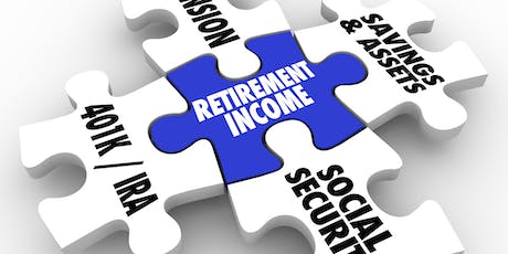 Social Security and Income Planning Workshop hosted in Mandeville, LA tickets