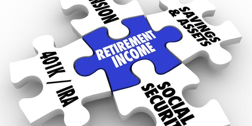 Social Security and Income Planning Workshop hosted in Mandeville, LA