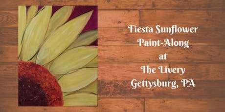 Fiesta Sunflower - The Livery Paint-Along tickets