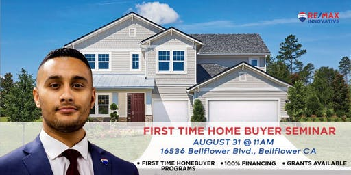 FREE FIRST TIME HOMEBUYER SEMINAR