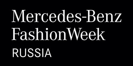 Mercedes-Benz Fashion Week Russia tickets