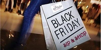 Black Friday Sip & Shop