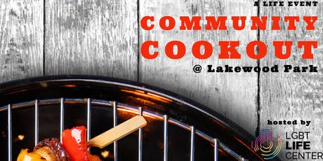 Community Cookout hosted by LGBT Life Center tickets