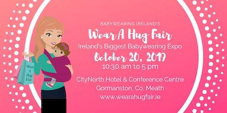 Babywearing Ireland's Wear a Hug Fair 2019 - Ireland's Biggest Babywearing Expo tickets