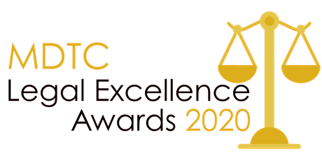 MDTC's Fourth Annual Legal Excellence Awards tickets