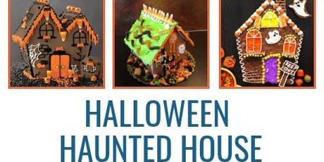 Halloween Haunted House Workshop tickets