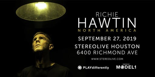 Richie Hawtin - Stereo Live Houston