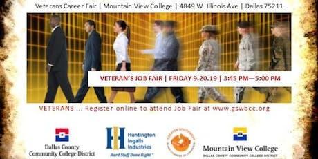 Veterans Job Fair tickets