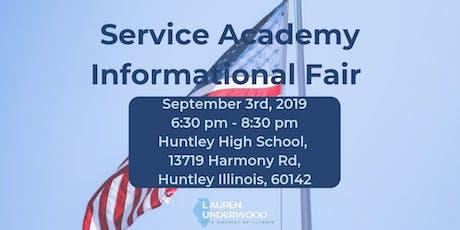 Service Academy Informational Fair tickets