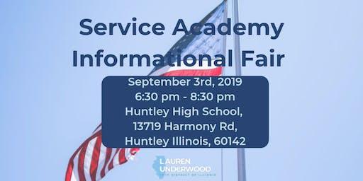 Service Academy Informational Fair