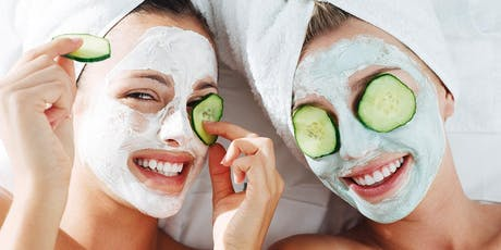 Natural Skincare-Clay mask make and take! tickets