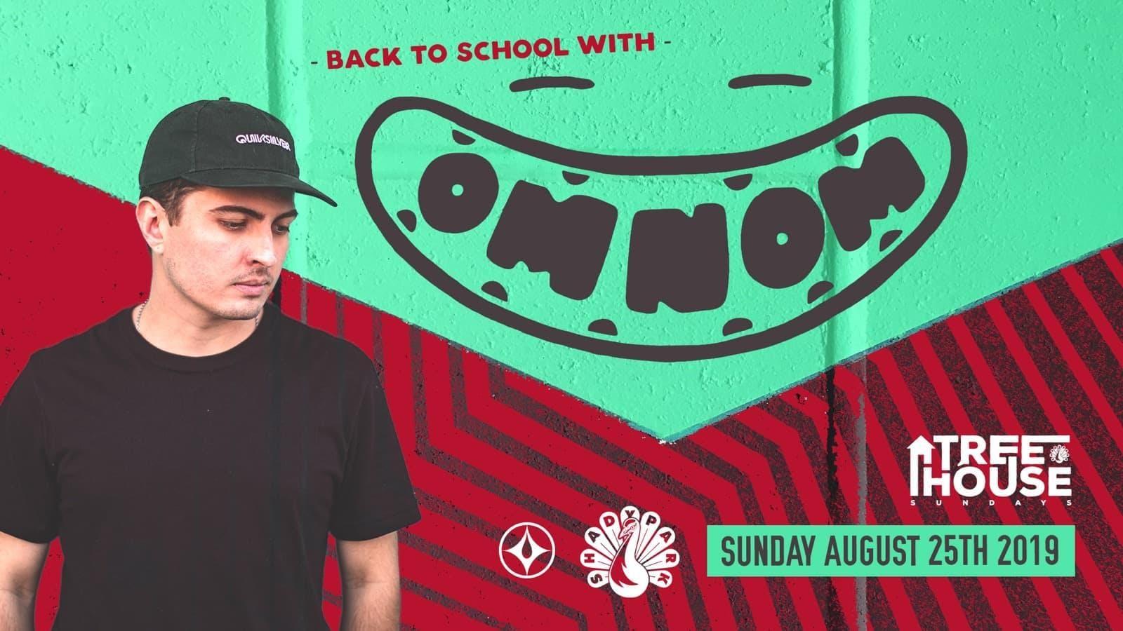 Omnom at TreeHouse Sunday
