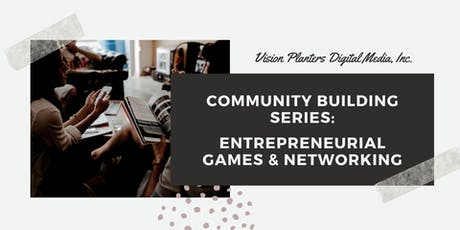 Entrepreneurial Games & Network tickets