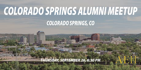 Colorado Springs Alumni Meetup tickets