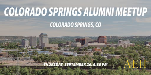 Colorado Springs Alumni Meetup